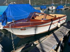 Portier Holiday Sport Boat