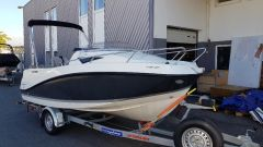 Quicksilver 505 Cabin Kabinenboot