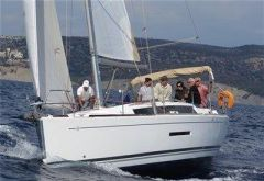 Dufour 380 Grand Large Segelyacht