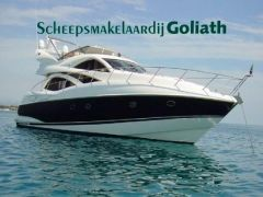 Sunseeker Manhattan Joy Ii Yate de motor
