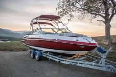 Bryant Boats 233 Bowrider inkl. Trailer Bowrider