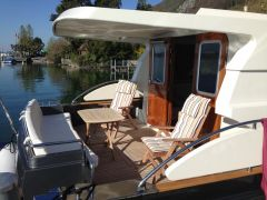 Linssen Range Cruiser 430 Sedan Wheelhouse L
