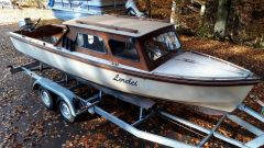 Mändli 600 Fishing Boat