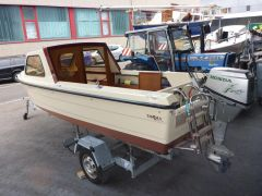 Thoma Fischerboot Thoma T550 Cabin