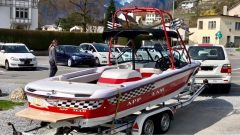 Nautique Correct Craft Pro Air Nautique