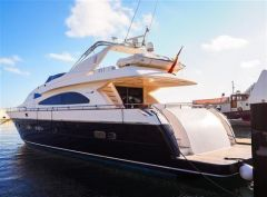 Astondoa 82' GLX Flybridge Yacht