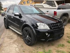 Mercedes ML63 AMG 3500 AHK