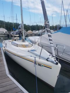 8 Meter one Design 8mOD Kielboot