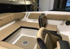 Sea Ray 210 SPXModell sofort LIEF