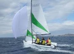 RS Sailing RS Quest Jolle