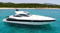 Pershing 46 (2007) 2 x MAN 800 Mwst. bez. Hard Top Yacht