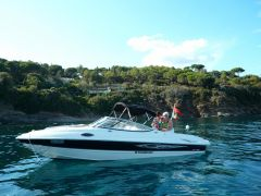 Stingray 195 CX Sport Boat