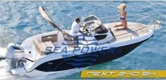 Ranieri International Next 240 SH Runabout