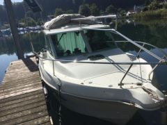 Quicksilver 605 kk Kajütboot