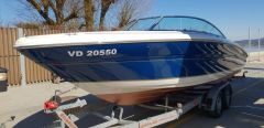 Sea Ray 210 BR Signature Bowride Bowrider