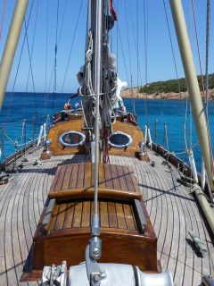 Fred Parker Classic Ketch