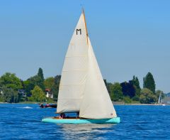 M Jolle Sailing dinghy