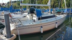 Jeanneau Sun-Dream 28 mit Badeplattform