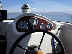 Quicksilver pilothouse 580