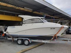 Quicksilver 640 Weekend Bateau à cabine