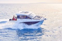 Quicksilver ACTIV 755 WEEKEND OB Kajütboot