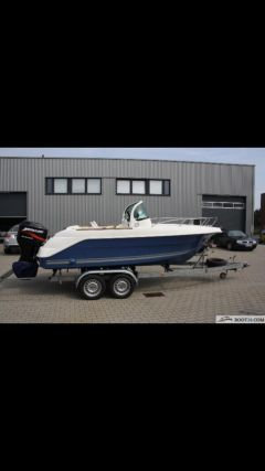 Quicksilver Commander 550 Kajütboot