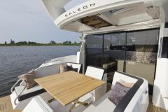 Table Cockpit Galeon 430