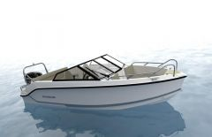 Quicksilver (Brunswick Marine) 555 Bowrider 100 PS