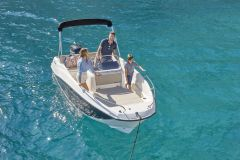 Quicksilver (Brunswick Marine) ACTIVE 555 OPEN Speedboot