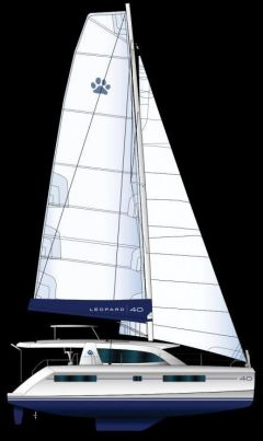 ROBERTSON AND CAINE LEOPARD 40