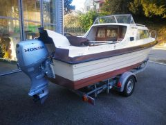 Huber Nor-Dan 18- Motorboot