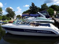 Stingray 220 CS Cabin Boat