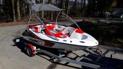 Sea-Doo Speedster 150 Sportboot