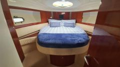 Front Cabin Bed View