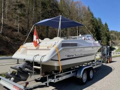 Marex 7100 Touring S Sport Boat