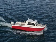 The Captains Fisher 660 Fishing Boat
