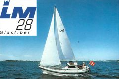 LM Boats Glasfiber LM 28 Classiques