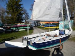 Performance Laser13 Sailing dinghy