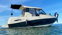 Quicksilver 855 active weekend cruiser Kajütboot