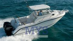Boston Whaler 255 Conquest Fishing Boat