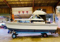 Chris Craft Commander Fly 31 Flybridge