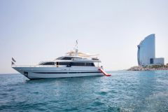 Heesen Yachts Semi-Displacement Motor Yacht Yacht a Motore