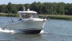 Quicksilver Pilothouse 640 Kajütboot