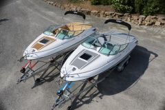 Europe Marine Viper Powerboat V203 Sportboot