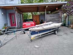 RS Sailing Laser 2000 Jolle