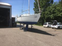 Dehler 28 S Top Kielboot