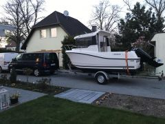Quicksilver Captur 555 Pilothouse Fischerboot