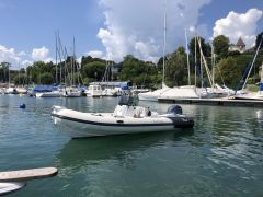 Ranieri International sport 21S cayman Sportboot