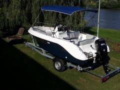 Marinello Fisherman 16 Centerconsole
