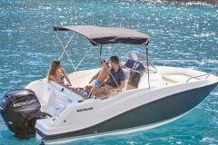 Quicksilver (Brunswick Marine) 555 Open